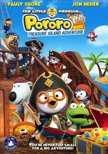 The little penquin. Treasure Island adventure Pororo