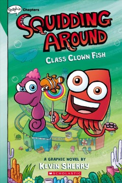 Class clown fish!