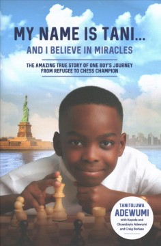 My name is Tani...and I believe in miracles : the amazing true story of one boy
