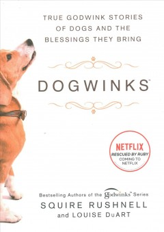 Dogwinks : true Godwink stories of dogs and the blessings they bring