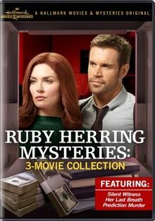 Ruby Herring mysteries : 3-movie collection