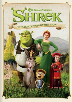 Shrek: 20th anniversary edition