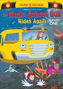 The magic school bus rides again Season one