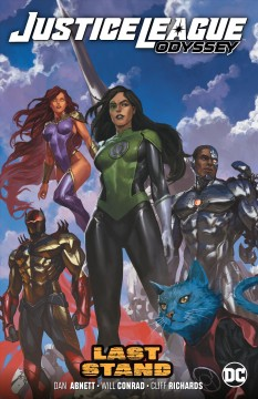 Justice League odyssey Last stand