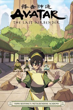 Avatar, the last airbender Toph Beifong