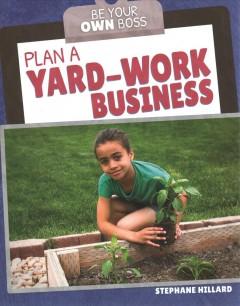 Plan a yard-work business