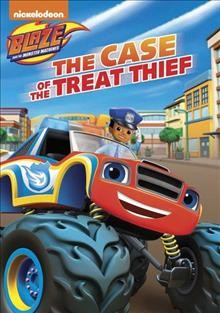 Blaze and the monster machines Case of the treat thief