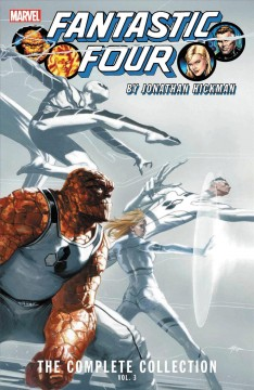 Fantastic four by Jonathan Hickman : the complete collection #3