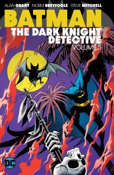 Batman, the Dark Knight detective #5