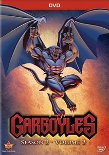 Gargoyles Season 2, vol. 2