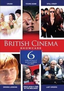British cinema showcase : 6 critically acclaimed films