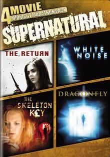 4 movie midnight marathon pack Supernatural