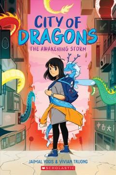 City of dragons The awakening storm