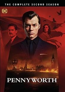Pennyworth The complete second season