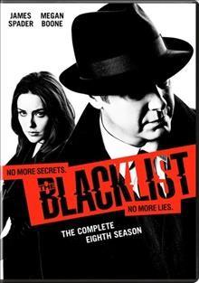 The Blacklist The complete eighth season