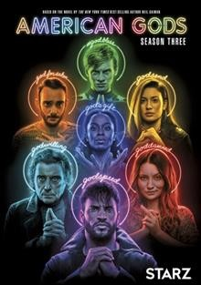 American gods Season three