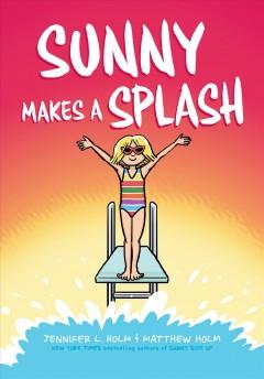 Sunny makes a splash