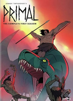 Primal The complete first season