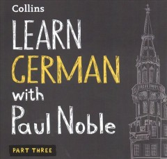 Learn German with Paul Noble Part three
