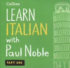 Learn Italian with Paul Noble Part one