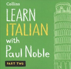 Learn Italian with Paul Noble Part two