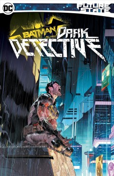 Future state Batman, dark detective