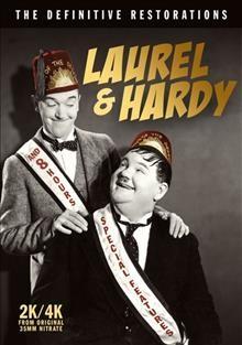 Laurel & Hardy : the definitive restorations