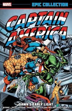 Captain America epic collection 1980-1982. Dawn