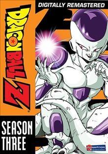 Dragon Ball Z Season three