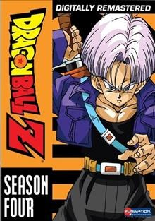 Dragon Ball Z Season four