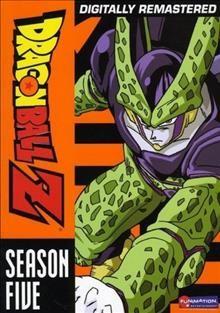 Dragon Ball Z Season five