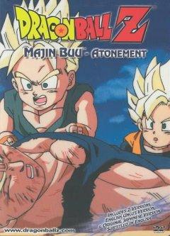 Dragon Ball Z Majin Buu - atonement