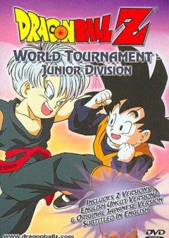 Dragon Ball Z World tournament - junior division