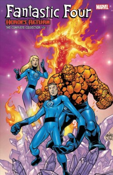 Fantastic Four. the complete collection Heroes return : #3