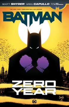 Batman Zero year
