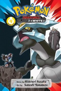 Pokémon adventures Black 2 & White 2. #4