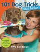 Go to record 101 dog tricks, kids edition : fun and easy activities, ga...