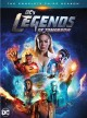 Go to record DC's legends of tomorrow. The complete third season