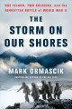 Go to record The storm on our shores : one island, two soldiers, and th...