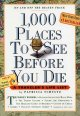 Go to record 1,000 places to see before you die